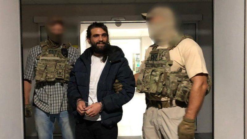 Побег наркобарона: ГБР проверит на полиграфе сотрудников СБУ, сопровождавших Сильвера в аэропорту