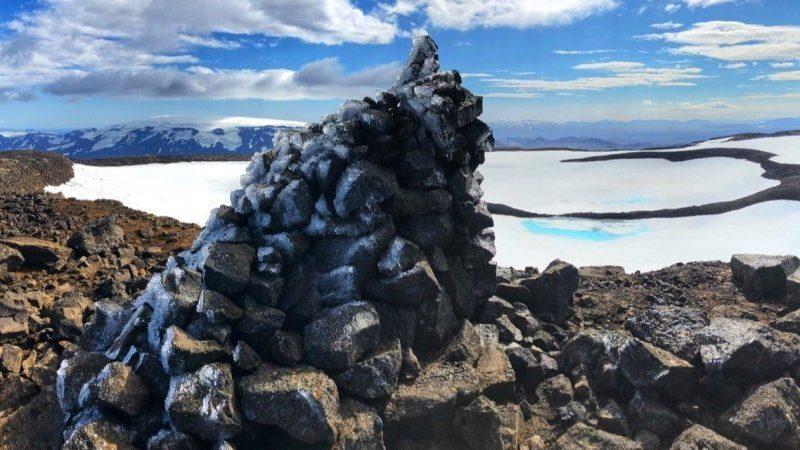 Ученые «похоронили» первый ледник, который исчез из-за изменений климата
