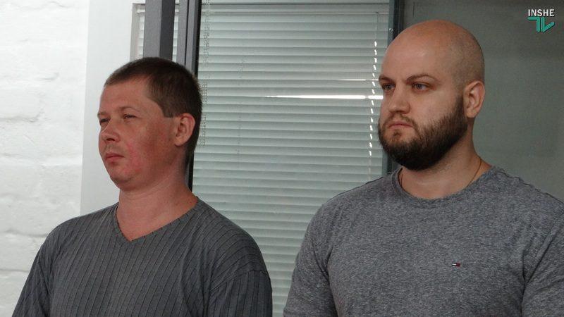 «Капитана Какао», обвиняемого в попытке свержения конституционного строя, суд в Николаеве не отпустил на поруки нардепа Скорика (ФОТО, ВИДЕО)