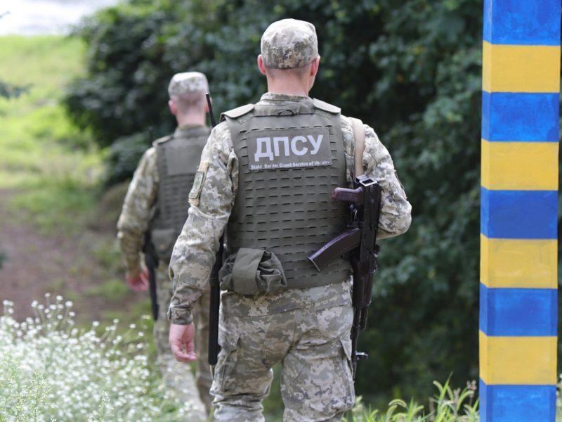 Количество нелегалов на украинской границе уменьшилось более чем в два раза – ГПСУ