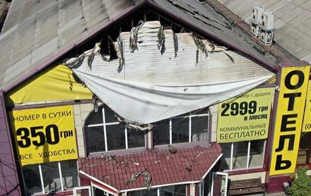 Пожар в Одессе: стали известны подробности (ВИДЕО)