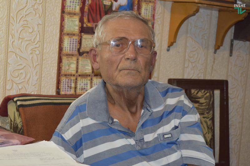 В Николаеве в квартире пенсионера без его ведома зарегистрировали чужого мертвеца и отказываются выписывать (ВИДЕО, ДОКУМЕНТЫ)