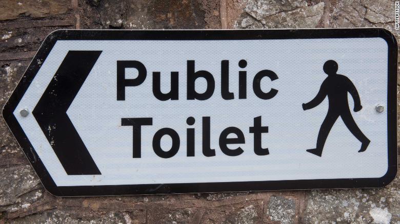В Британии установят антисекс туалеты. Нарушителей будут пугать холодной водой и звуком сирены