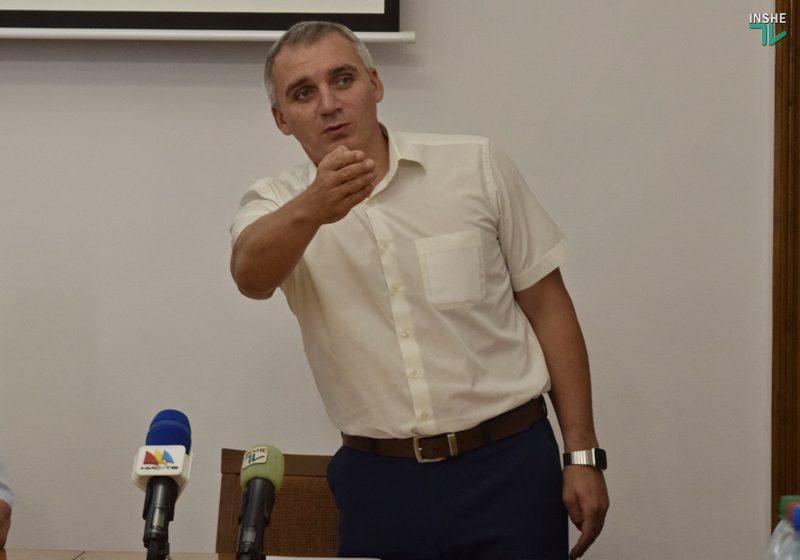 «Лживая и преувеличенная информация» – мэр Николаева отреагировал на критику в СМИ ситуации с COVID-19 в больницах (ВИДЕО)