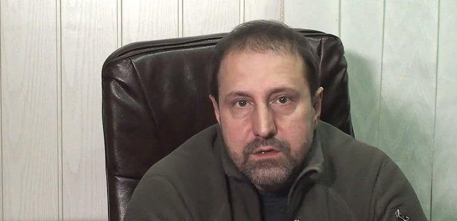 """Проговорился. Один из главарей """"ДНР"""" признался, как приказал накрыть мирный город реактивным огнем"""