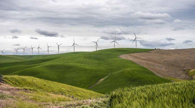 10 лет назад в США не было ни одной большой ветротурбины. А теперь энергия ветра стала дешевле природного газа