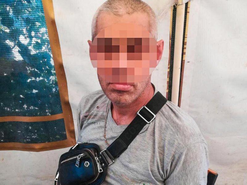 """Пистолет за 4 тыс.грн. На рынке """"Колос"""" задержали торговца оружием (ФОТО)"""