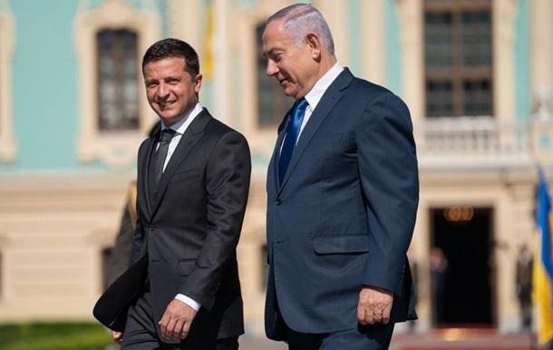 Зеленский зовет израильский бизнес в Украину
