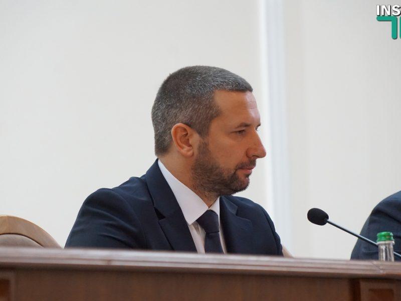 В Николаеве представили нового губернатора и главу УСБУ (ТРАНСЛЯЦИЯ)