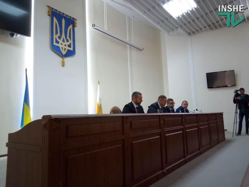 Одновременно с представлением: опубликован Указ о назначении главы Николаевской ОГА