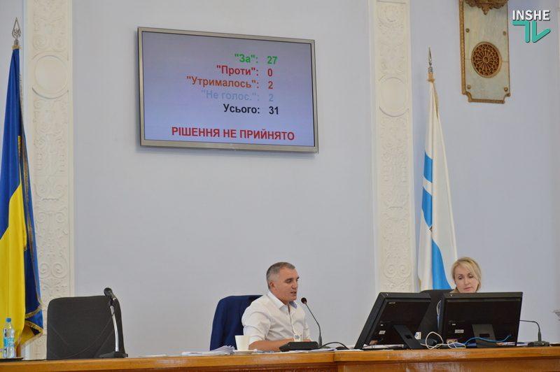 Не видать Николаеву новых троллейбусов – депутаты горсовета не дали согласия на кредит ЕБРР (ВИДЕО)