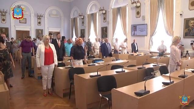 Звание Почетных граждан города Николаева присвоено семерым, причем двоим – посмертно