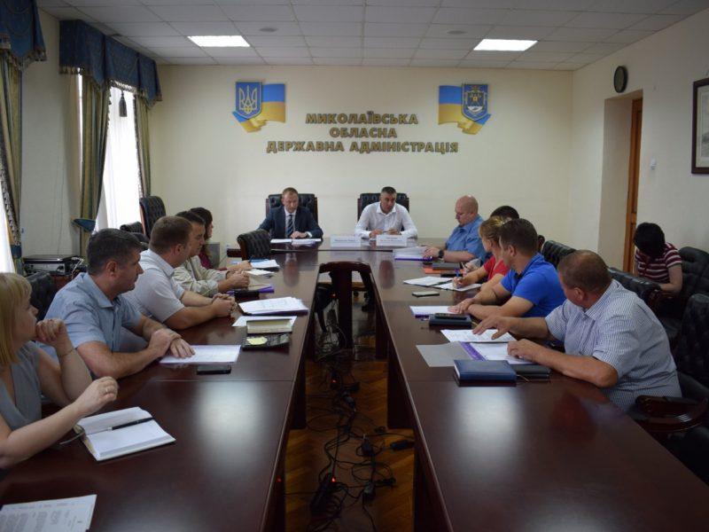 Дело Савченко живет: в Николаевской ОГА будет создана рабочая группа по вопросам передачи больницы моряков в областную коммунальную собственность