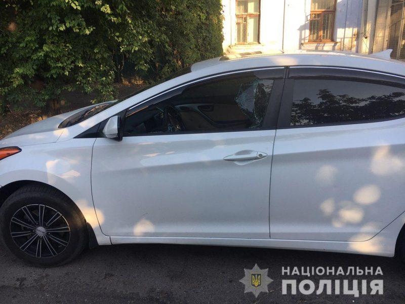 В центре Николаева из автомобиля жителя Херсона украли сумку с 750 тыс.грн.