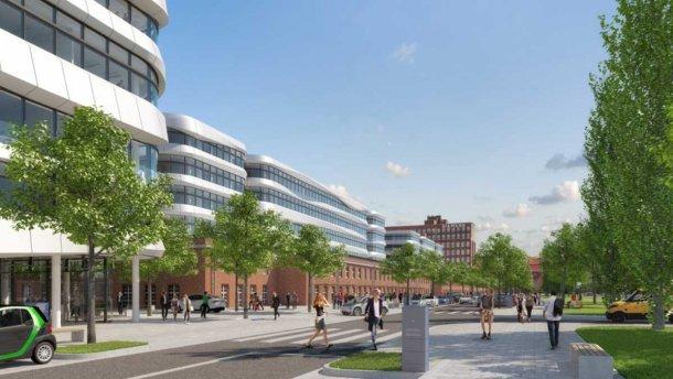 """Siemens построит """"умный город"""" в Берлине: детали"""