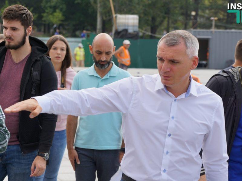 «Хотят войны? Будем воевать» — Сенкевич о претензиях ГАСКа к реконструкции Соборной площади