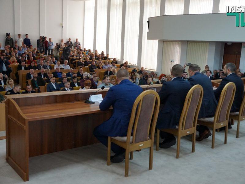 «С сегодняшнего дня все будет наоборот»: новый губернатор Николаевщины и новый глава УСБУ в Николаевской области обещают новую страницу в истории области (ФОТО, ВИДЕО)