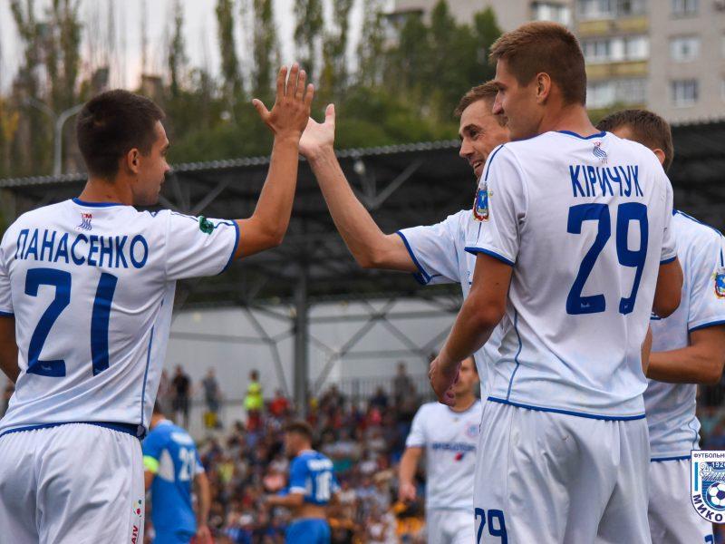 Футбольный скандал. МФК «Николаев» не пускали тренироваться на стадион из-за благотворительного матча