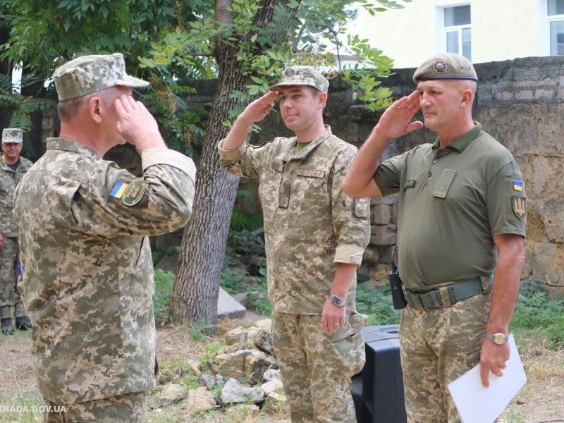 В Николаеве завершились учения 191 батальона территориальной обороны – отработана охрана важных объектов и патрулирование улиц (ФОТО)