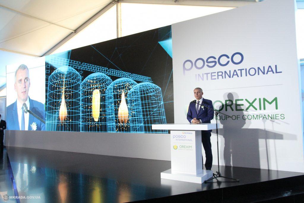 В Николаеве при участии корейской компании Posco International открыли зерновой терминал (ФОТО) 5