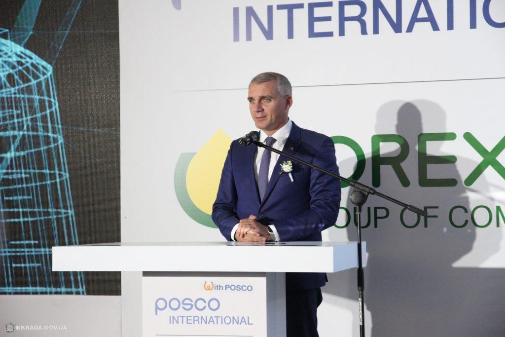 В Николаеве при участии корейской компании Posco International открыли зерновой терминал (ФОТО) 7