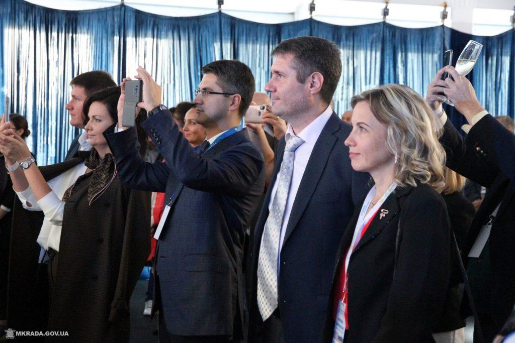 В Николаеве при участии корейской компании Posco International открыли зерновой терминал (ФОТО) 9