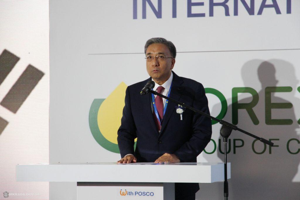 В Николаеве при участии корейской компании Posco International открыли зерновой терминал (ФОТО) 11