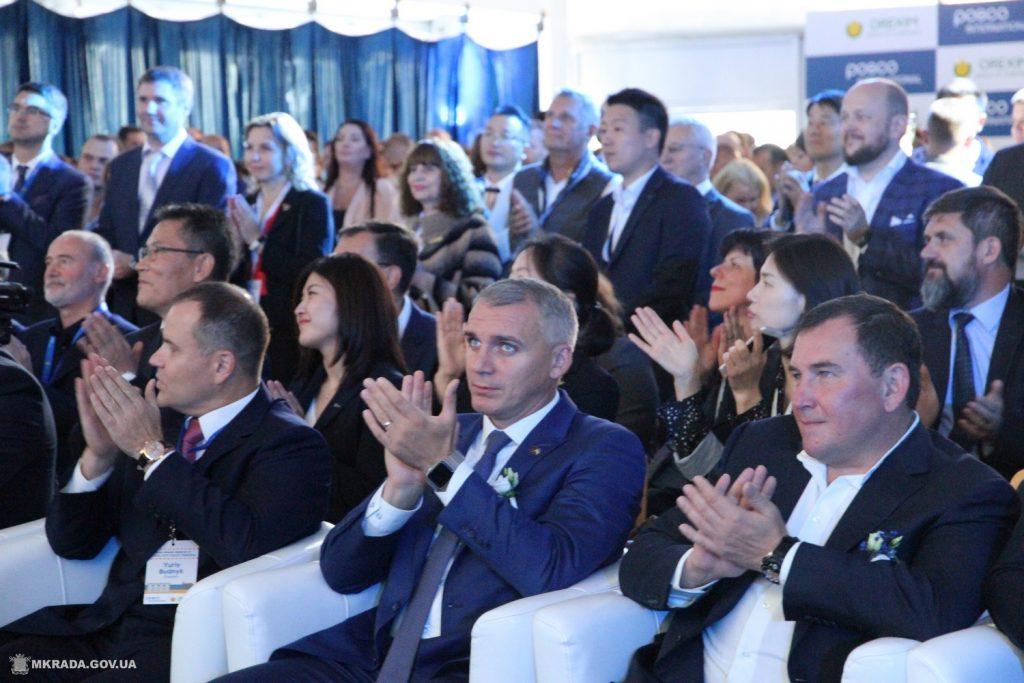 В Николаеве при участии корейской компании Posco International открыли зерновой терминал (ФОТО) 13