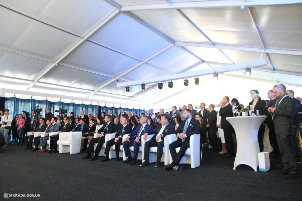 В Николаеве при участии корейской компании Posco International открыли зерновой терминал (ФОТО) 15