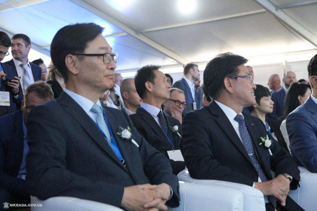 В Николаеве при участии корейской компании Posco International открыли зерновой терминал (ФОТО) 17