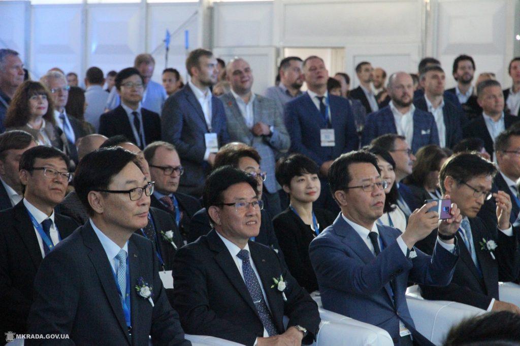 В Николаеве при участии корейской компании Posco International открыли зерновой терминал (ФОТО) 19