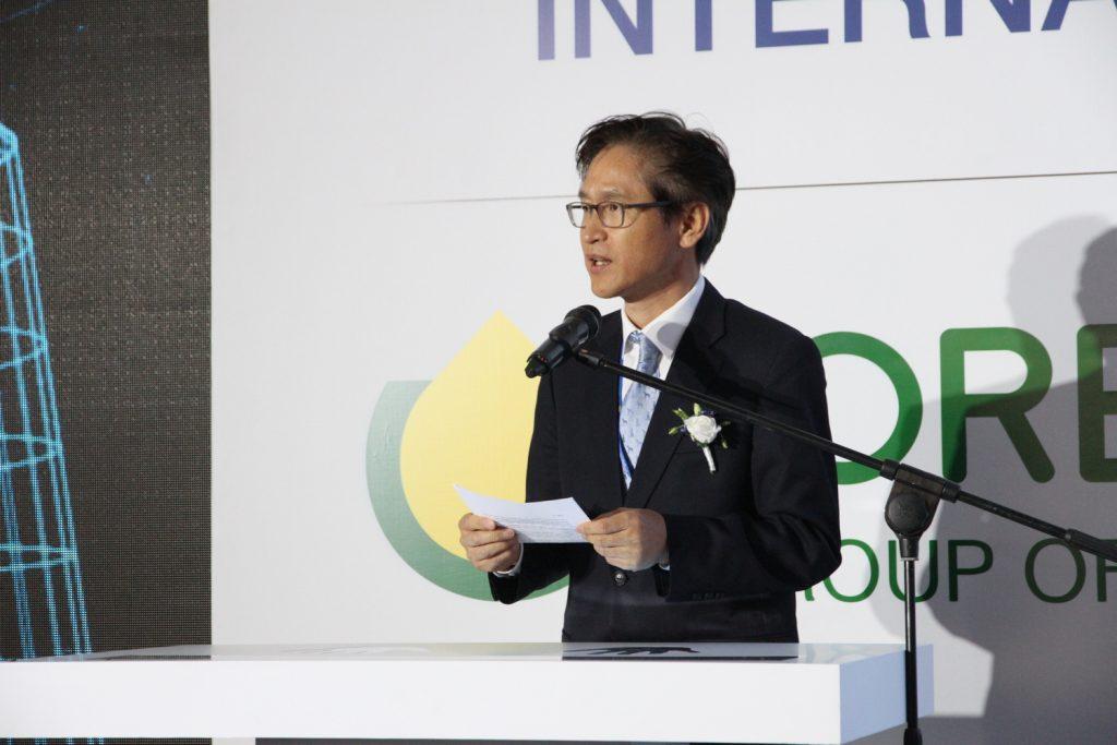 В Николаеве при участии корейской компании Posco International открыли зерновой терминал (ФОТО) 21
