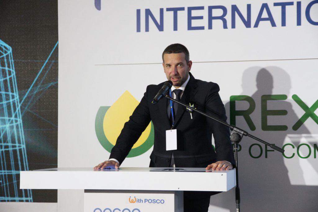 В Николаеве при участии корейской компании Posco International открыли зерновой терминал (ФОТО) 23