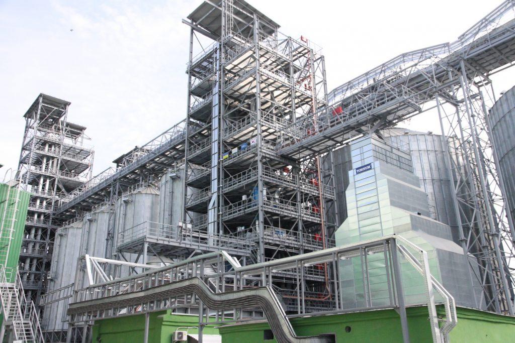 В Николаеве при участии корейской компании Posco International открыли зерновой терминал (ФОТО) 29