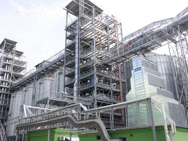 Корейская Posco впервые импортировала пшеницу с собственного терминала в Николаеве
