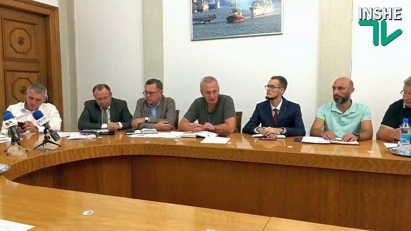 В Николаеве презентовали геопортал открытых данных городского совета