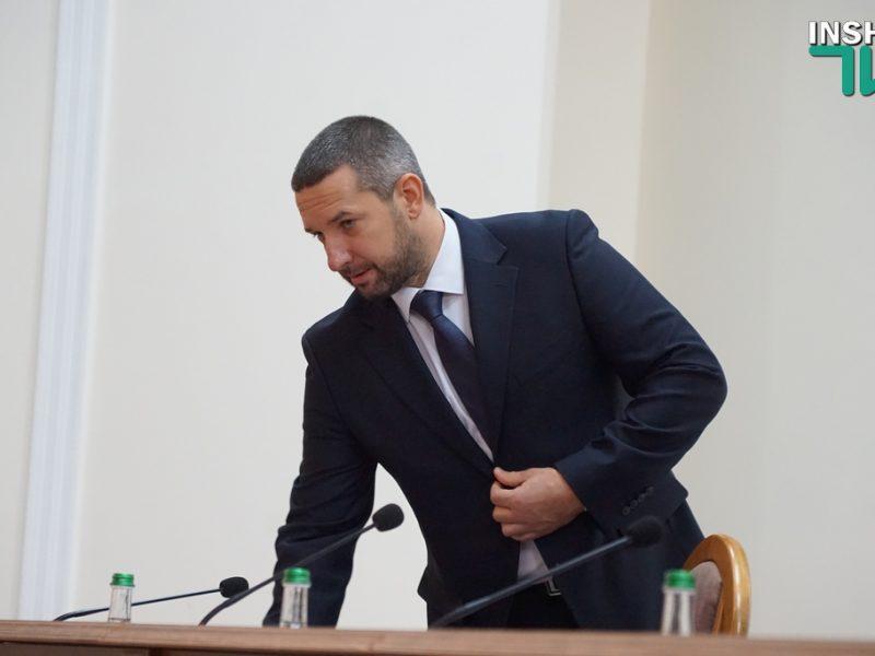 Что на самом деле должен был сказать Александр Стадник во время представлении в Николаеве – версия Офиса Президента