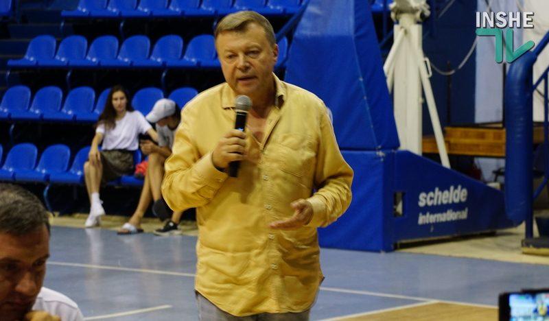 «Ошибки в комплектации и массовое заболевание ковидом», — президент МБК «Николаев» объяснил провальный сезон