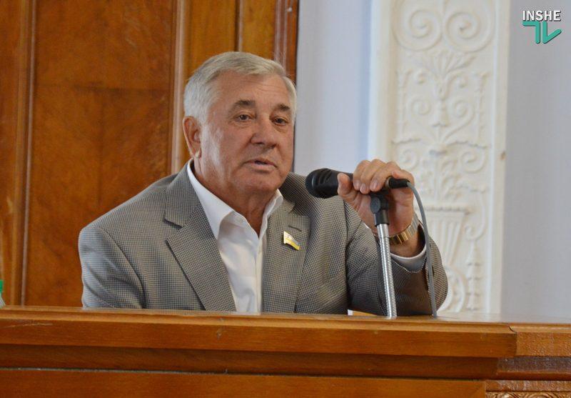 Реконструкция детского сада №15 в Николаеве: депутат горсовета обвинил «деструктивные силы» в торможении процесса и пообещал пожаловаться Президенту (ВИДЕО)