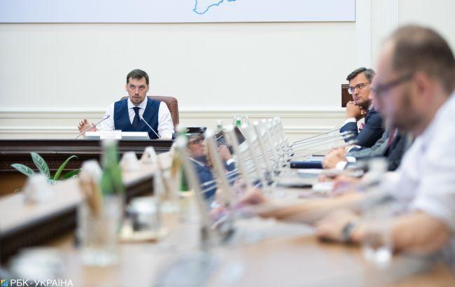 Кабмин утвердил назначение руководителей пяти облгосадминистраций