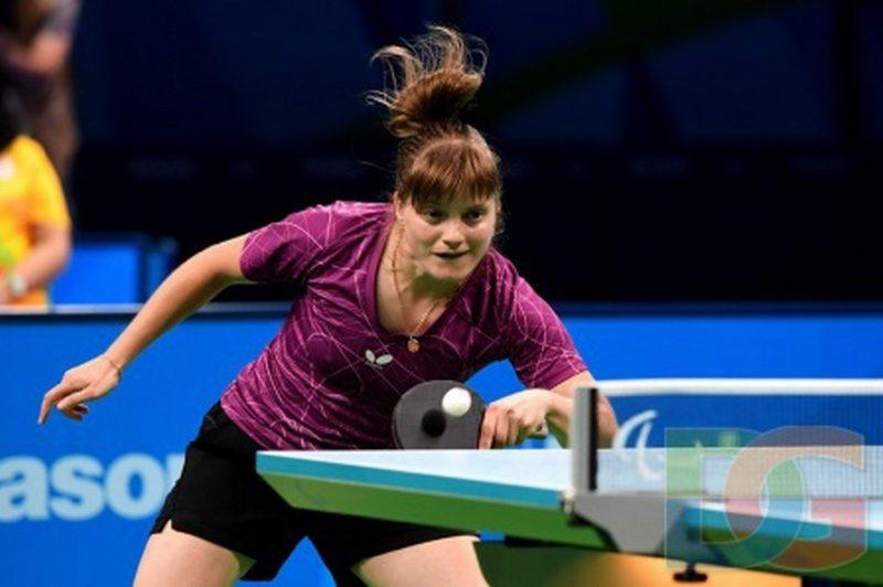 Паралимпийская чемпионка из Николаева добыла «бронзу» чемпионата Европы по теннису