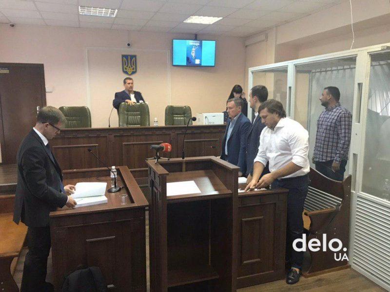 САП предъявила суду переписку Максименко с Амирханяном в Telegram. Максименко назвал все провокацией. Амирханян уже строит его подчиненных (ВИДЕО)