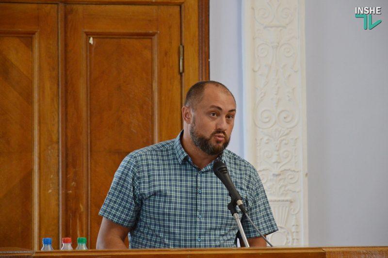 В Николаеве депутат горсовета Невенчанный избил работника страховой компании — полиция открыла уголовное производство