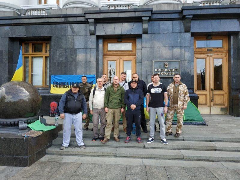 Из-за кого началась война? Замглавы ОП Коваленко спровоцировала конфликт с ветеранами-переселенцами (ВИДЕО)