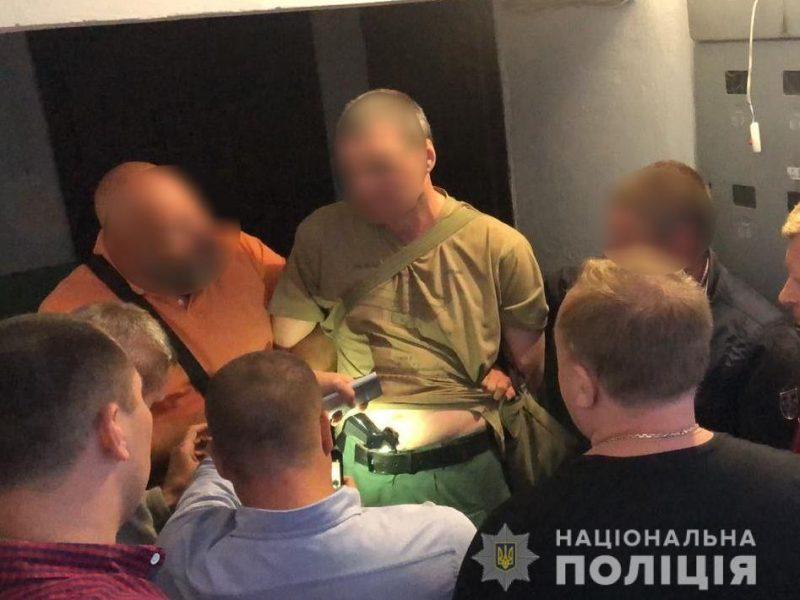 Тройное убийство на АЗС в Николаеве: подозреваемый не взял денег в кассе (ВИДЕО)