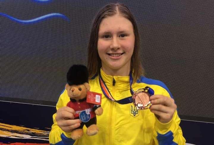 Есть еще одна «николаевская» медаль на чемпионате мира по паралимпийскому  плаванию – «бронза» Анны Гонтарь (ФОТО) — «Інше.ТВ»