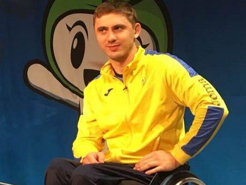 Николаевец завоевал «бронзу» чемпионата мира по фехтованию на колясках (ФОТО)