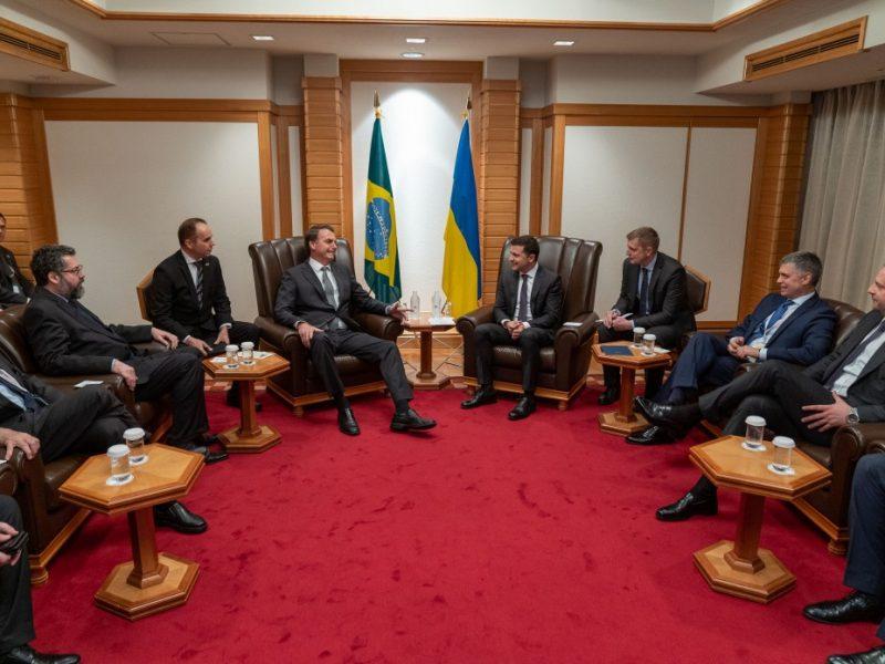 Украина предложила Бразилии перезапустить совместный космический проект