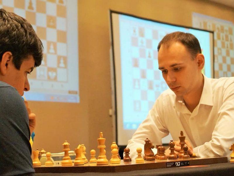 Шахматист из Николаева выиграл международный турнир в Санкт-Петербурге