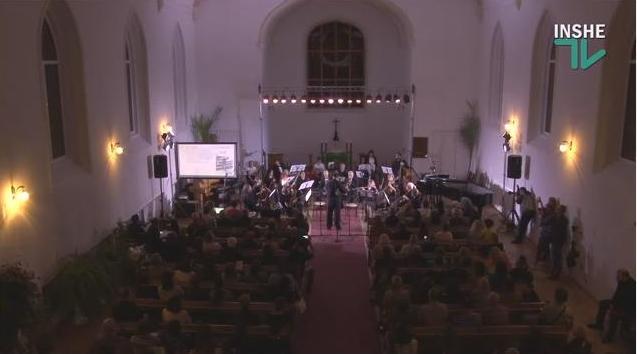 Второй «Вечер премьер»: николаевцы услышали 13 произведений композиторов (ВИДЕО)